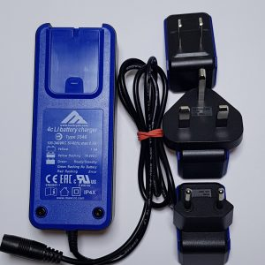 Rapdi Charger for all Lumicycle Li-Ion Batteries